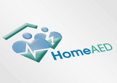 LOGO HOME AED