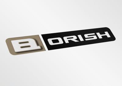 LOGO BORISH